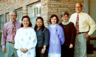 Picture of Dr. Traubmans staff